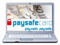 Betalen met Paysafecard
