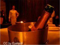 Champagne ontkurken