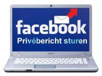 Privébericht sturen op Facebook