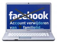 Fb account verwijderen na overlijden