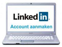 LinkedIn account aanmaken