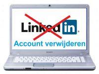 LinkedIn account verwijderen