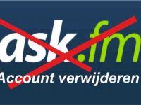 Ask fm verwijderen