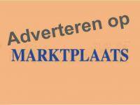 Adverteren op Marktplaats