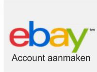 Ebay account aanmaken
