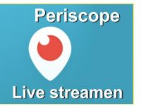 Live streamen met Periscope