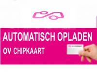 OV Chipkaart automatisch opladen