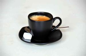 kopje espresso zetten