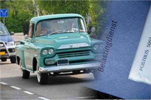 olddtimer wegenbelasting